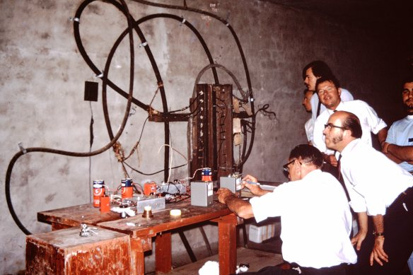 Bondi Beach Cable Room