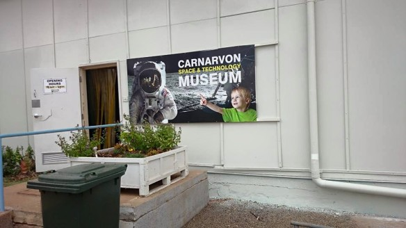Space and Technology Museum at Carnarvon 5