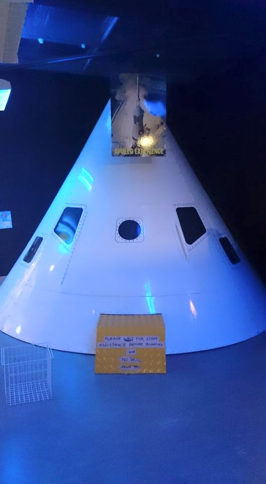 Space and Technology Museum at Carnarvon 6